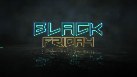 Animation-intro-text-Black-Friday-and-cyberpunk-animation-background-with-neon-lights-2