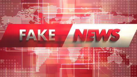 Animation-text-Fake-News-and-news-intro-graphic-with-lines-and-world-map-in-studio