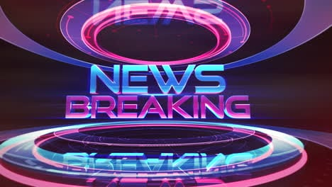 Animation-text-News-Breaking-and-news-intro-graphic-with-lines-and-circular-shapes-in-studio