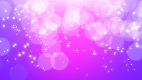 Fly-abstract-purple-bokeh-and-glitter-in-romantic-sky-Happy-New-Year-and-Merry-Christmas-shiny-background