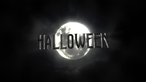 Animation-text-Halloween-and-mystical-animation-halloween-background-with-dark-moon-and-clouds-1