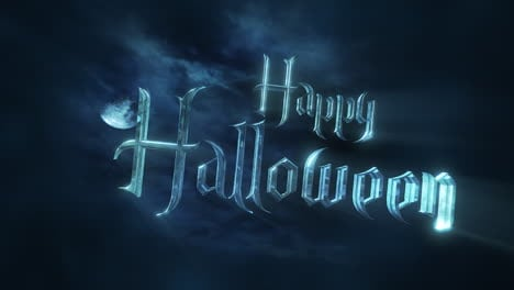 Animation-text-Happy-Halloween-and-mystical-animation-halloween-background-with-dark-moon-and-clouds-1