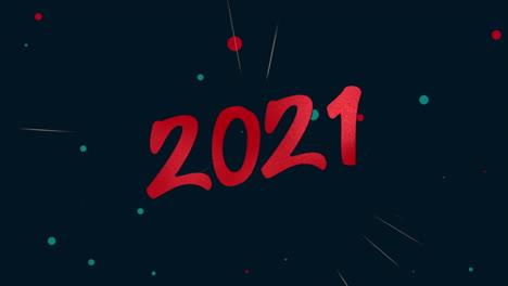 Primer-Plano-Animado-2021-Con-Confeti-De-Mosca-Y-Brillo-Sobre-Fondo-Negro-De-Vacaciones