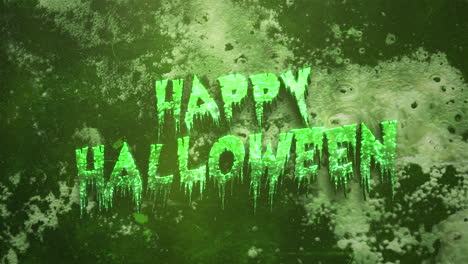 Animation-text-Happy-Halloween-on-mystical-on-mystical-horror-background-with-dark-blood