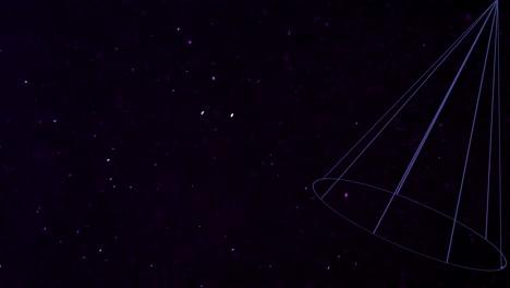 Movimiento-Forma-Geométrica-Con-Partículas-En-El-Espacio-Abstracto-Fondo-Oscuro-Negro-4
