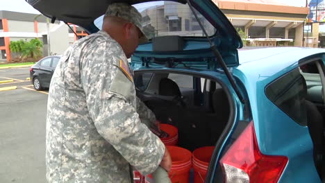 Water-And-Relief-Supplies-Are-Delivered-To-Victims-Of-Hurricane-Maria-In-Puerto-Rico-By-The-Us-National-Guard-2