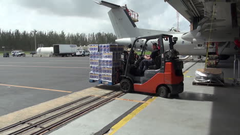 Water-And-Relief-Supplies-Are-Delivered-To-Victims-Of-Hurricane-Maria-In-Puerto-Rico-By-The-Us-Customs-And-Border-Patrol-1