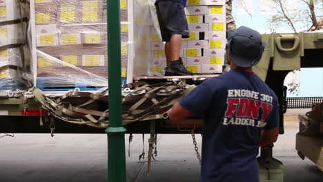 Water-And-Relief-Supplies-Are-Delivered-To-Victims-Of-Hurricane-Maria-In-Puerto-Rico-By-The-Us-Aid-Agencies-8