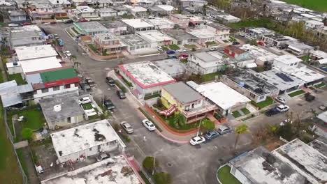 Aerials-Over-The-Devastation-Of-Hurricane-Maria-In-Puerto-Rico