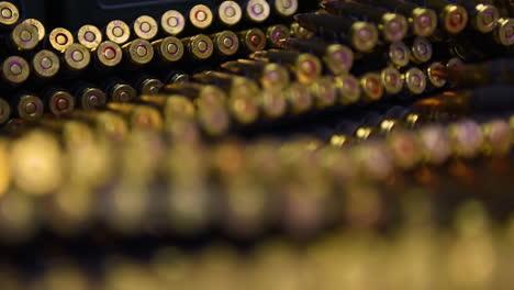 Rack-Focus-Shot-Of-Machine-Gun-Bullets-1