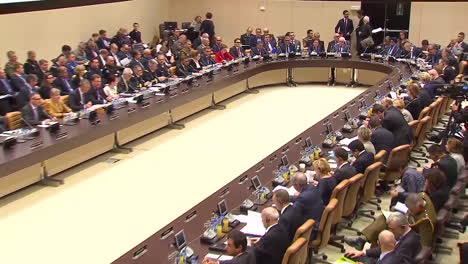 North-Atlantic-Council-Meets-With-Resolute-Support-Partners-4