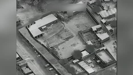 The-Us-Strikes-A-Taliban-Terrorist-Narcotics-Production-Facility-In-Afghanistan-By-F22-Bombing