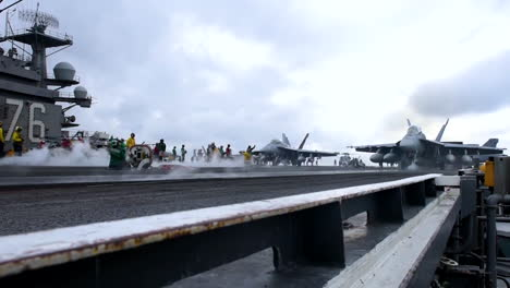 Navy-Jets-Take-Off-From-A-Us-Aircraft-Carrier