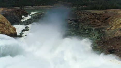 Spectacular-Aerials-Of-Water-Flowing-Through-The-Restored-New-Spillway-At-Oroville-Dam-California-4