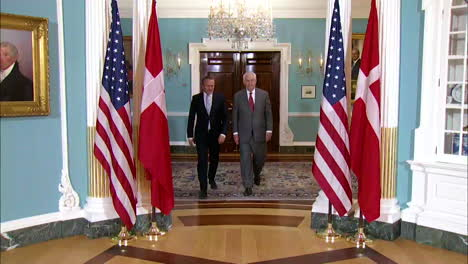 Secretary-Tillerson-Meets-With-Danish-Foreign-Minister-Anders-Samuelsen