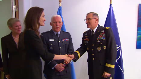 Angelina-Jolie-Attends-A-Meeting-At-Nato-Headquarters-In-Her-Capacity-As-The-United-Nations-High-Commissioner-For-Refugees