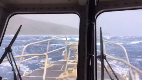 Footage-Shot-From-The-Cabin-Of-A-Us-Coast-Guard-Boat-Shows-A-Stormy-Day-In-Maui