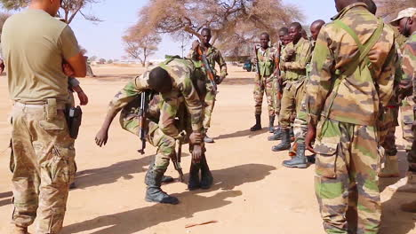 Nigerian-Soldiers-Get-Medical-Training-From-Multinational-Special-Ops