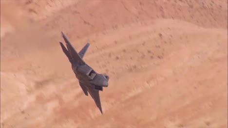 An-F22-Raptor-Is-Seen-In-Flight
