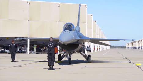 An-F16-Viper-Pilot-Checks-His-Wing-Flaps