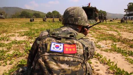 Cobra-Gold-18:-Rok-Thailand-Y-Las-Fuerzas-Estadounidenses-Realizan-Asalto-Anfibio
