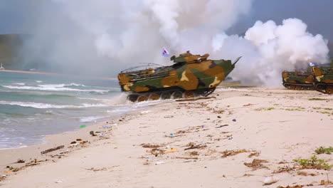 Cobra-Gold-18:-Rok-Thailand-Und-Us-streitkräfte-Führen-Einen-Amphibischen-Angriff-Durch-1