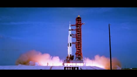 High-Quality-Footage-Of-the-Preparations-For-the-Apollo-11-Mission-And-Astronauts-Neil-Armstrong-And-Buzz-Aldrins-Return-To-Earth