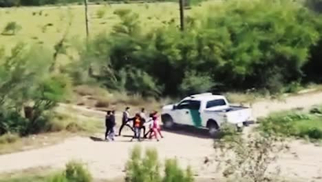 Cbp-Air-And-Marine-Operation-Astar-Locates-A-Group-Of-50-Illegal-Aliens-While-On-Patrol-2019