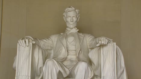 Shots-Of-the-Lincoln-And-Washington-Monument-In-Washington-Dc-2019