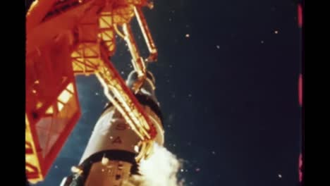 Slow-Motion-Footage-Of-the-Apollo-7-Rocket-Taking-Off-From-Its-Launch-Pad-1968