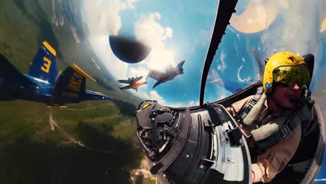 360-Footage-Of-the-Us-Navy-Flight-Demonstration-Squadron-the-Blue-Angels-Flying-May-2-2019