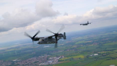 the-352Nd-Special-Operations-Wings-Flyover-To-Carentan-France-For-the-75th-Anniversary-Of-Dday-2019