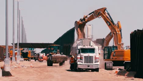 Army-Corps-Of-Engineers-Work-On-Building-the-Mexican-American-Border-Wall-2019