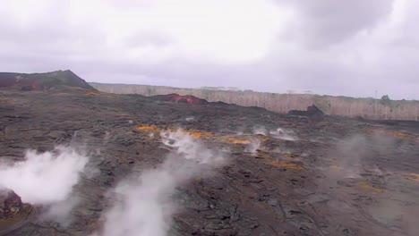 Antena-Sobre-El-Volcán-Activo-K_lauea-Hawaii-2018