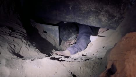Group-Of-Illegal-Aliens-Apprehended-By-Yuma-Border-Patrol-Agents-After-Attempting-To-Dig-Under-the-Wall-2019