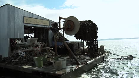 A-Floating-Mussel-Shellfish-Farm-In-the-Us-2010S
