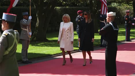 the-Trumps-Attend-the-75th-Anniversary-Ceremony-Commemorating-Dday