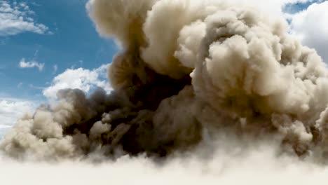 Us-Army-Eod-Techs-Detonate-Explosives-In-the-Desert