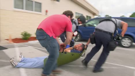 Employees-Of-Nasa-Perform-A-Very-Realistic-Active-Shooter-Drill-At-One-Of-their-Offices-2019