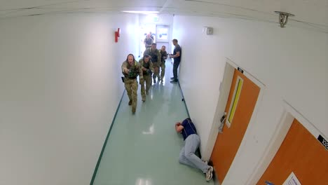 Military-Personnel-Enter-Nasa-And-Perform-A-Very-Realistic-Active-Shooter-Drill-At-One-Of-their-Offices-2019