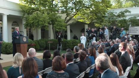 El-Presidente-Donald-Trump-Presenta-La-Medalla-Presidencial-De-La-Libertad-A-Tiger-Woods-El-6-De-Mayo-De-2019