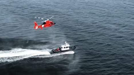 Coast-Guard-Prepares-To-Medevac-Out-A-Shark-Bite-Victim-Near-Farallon-Islands-California-Oct-23-2018