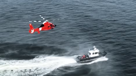 A-Coast-Guard-Air-Station-San-Francisco-Helicopter-Crew-Medevacs-A-Man-Who-Was-Bitten-By-A-Shark-Near-the-Farallon-Islands