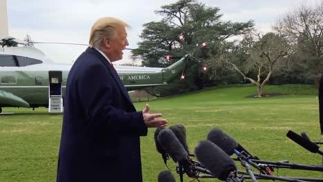 El-Presidente-Trump-Habla-Sobre-El-Informe-Mueller-Como-Una-Caza-De-Brujas-2019