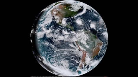 A-Satellite-Timelapse-Image-Of-Earth-Showing-the-Weather-Changes-2017