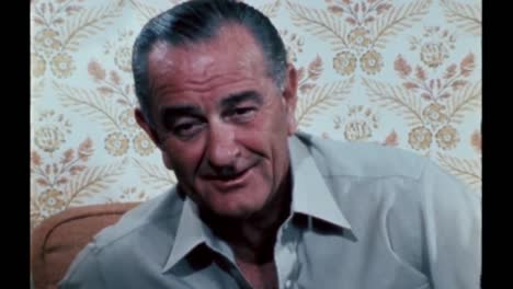 Lyndon-B-Johnson-And-Speaks-His-And-Claudia-Lady-Bird-Johnsons-Family-Home-June-1968