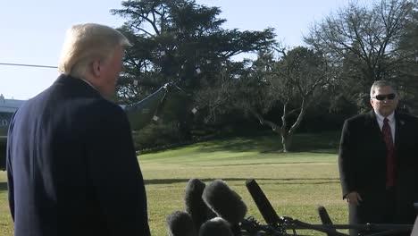 El-Presidente-Trump-Habla-Sobre-La-Negociación-De-Una-Reunión-Con-Corea-Del-Norte-2018