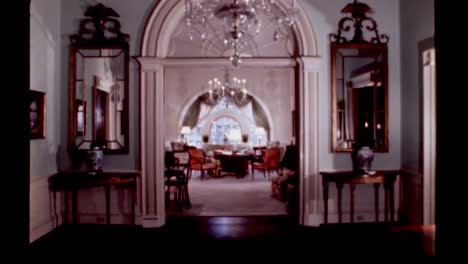 Inside-the-White-House-Living-Quarters-During-Lbjs-Presidency-Claudia-Lady-Bird-Johnson-Narrating-1960S