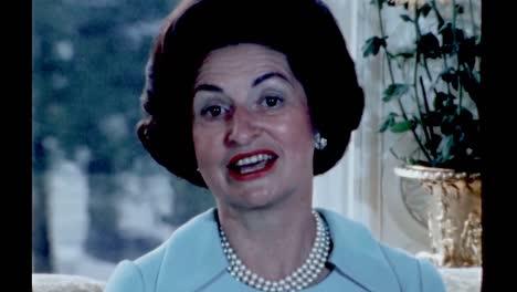 Claudia-Lady-Bird-Johnson-Habla-Sobre-Su-Tiempo-En-La-Casa-Blanca-1960