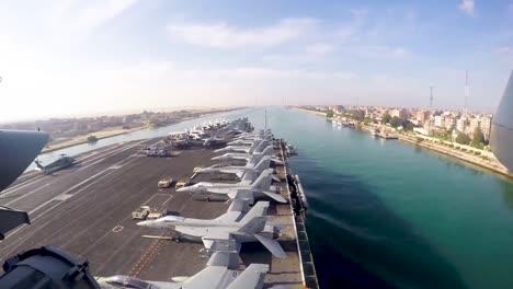 Timelapse-Of-Nimitzclass-Aircraft-Carrier-Uss-Abraham-Lincoln-Transiting-Egypts-Suez-Canal